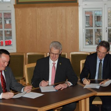 Kooperationsvereinbarung im Handlungsfeld Übergang Schule und Beruf
